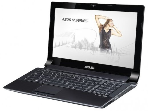 ASUS N-series laptops promise superb audio