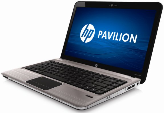 HP Pavilion dm4 laptopt