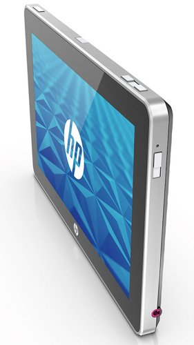 HP Slate may have bigger impact on netbooks than on iPad