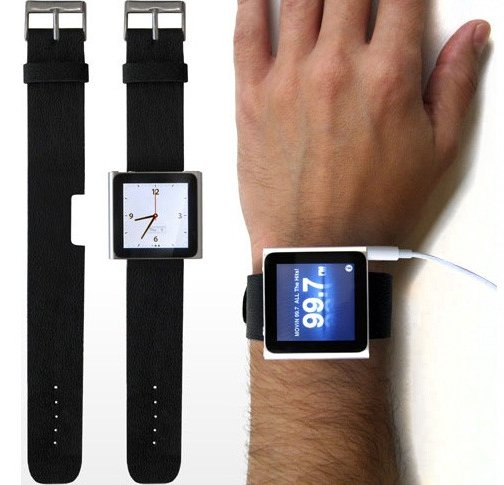 iLoveHandles turns iPod nano into a watch