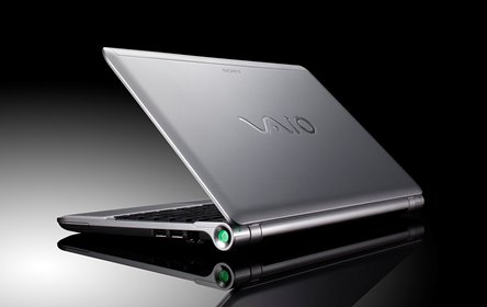 Selected models include VAIO Everywair 3G mobile broadband, expanding