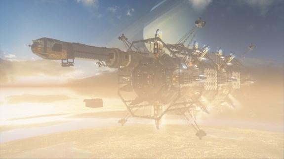 3DMark Cloud Gate screenshot