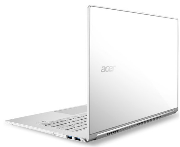 Acer ultrabook with 1080p screen