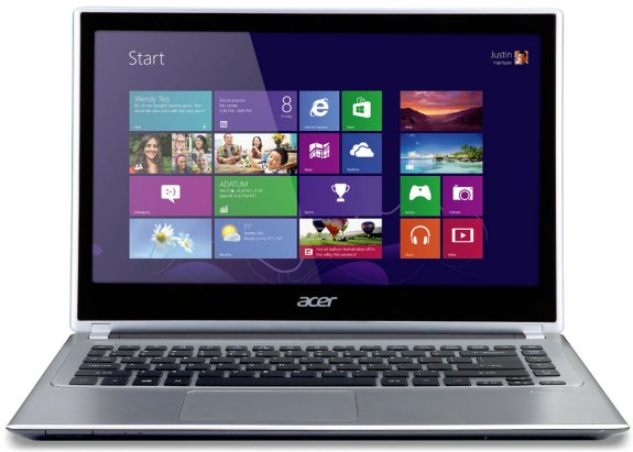 Acer Asprie V5 notebooks
