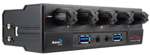 Aerocool Strike X X1000 fan controller