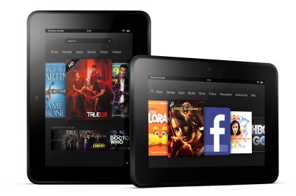 Kindle Fire HD tablet