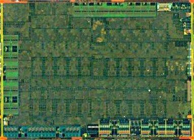 AMD Cape Verde die shot