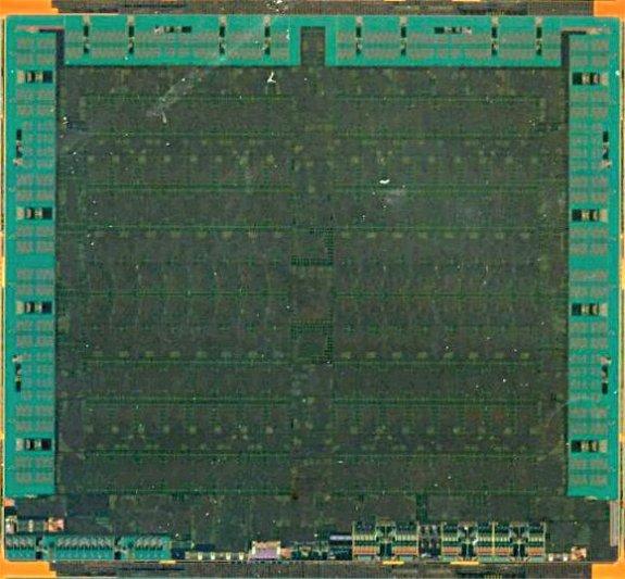 AMD Tahiti die shot