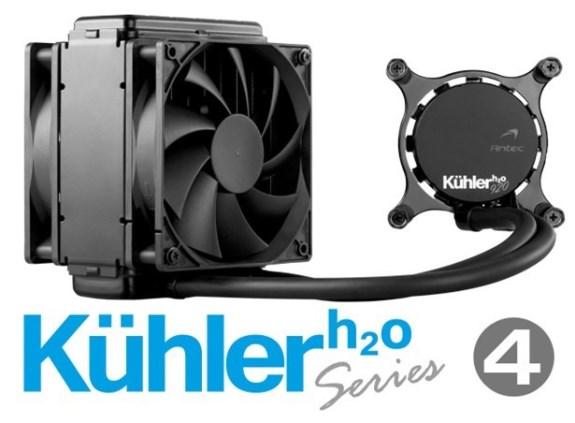 Antec Kuhler H2O V4 update