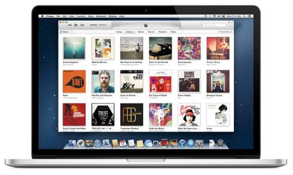 iTunes refresh