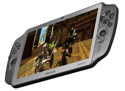 Archos GamePad tablet