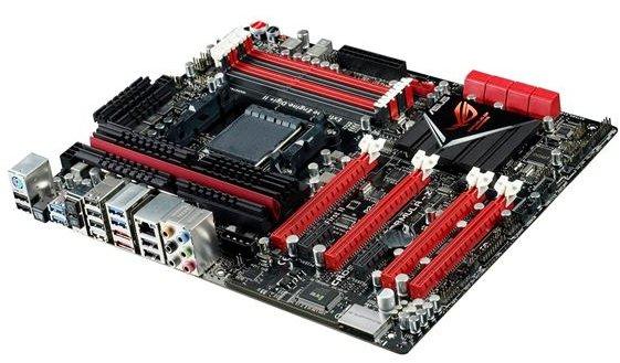 ASUS Crosshair V Formula Z motherboard