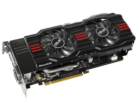 ASUS GeForce GTX 680 4GB DirectCU II