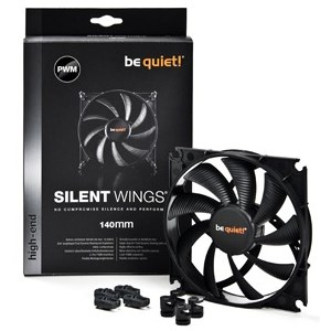 be quiet SilentWings 2 140mm fan