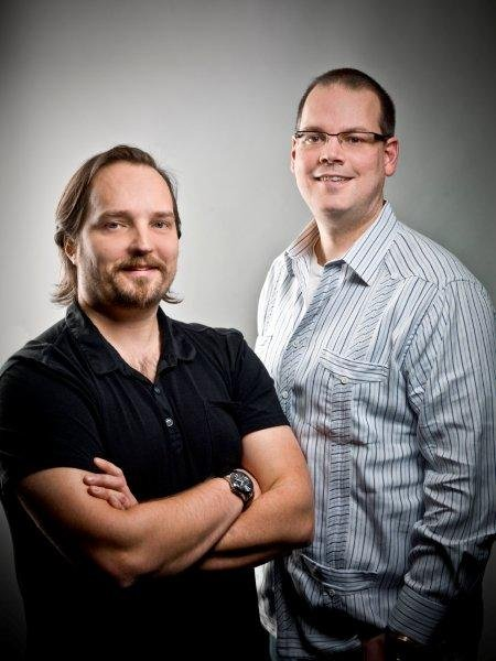 BioWare founders