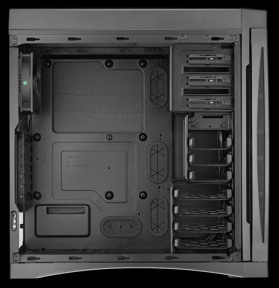 BitFenix Ghost case interior
