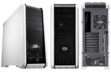 Cooler Master Cm 690 Ii Advanced Goes Black Amp White