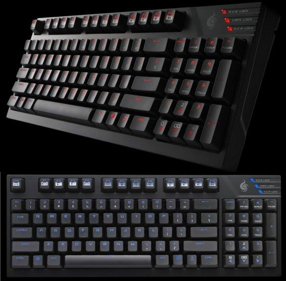 CM Storm QuickFire TK mechanical keyboard