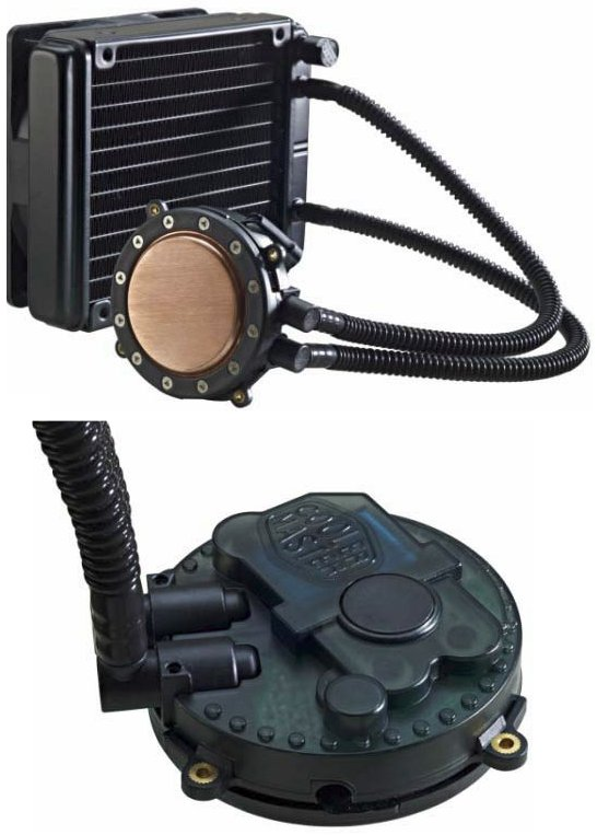 Cooler Master Seidon 120M watercooler