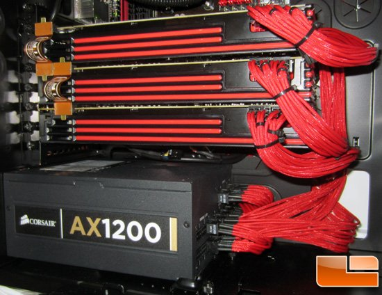 Corsair Teases Psu With Individually Sleeved Cables