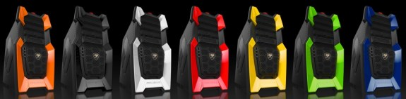 Cougar Challenger new color options