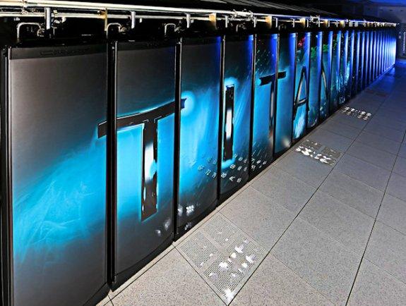 Cray Titan supercomputer