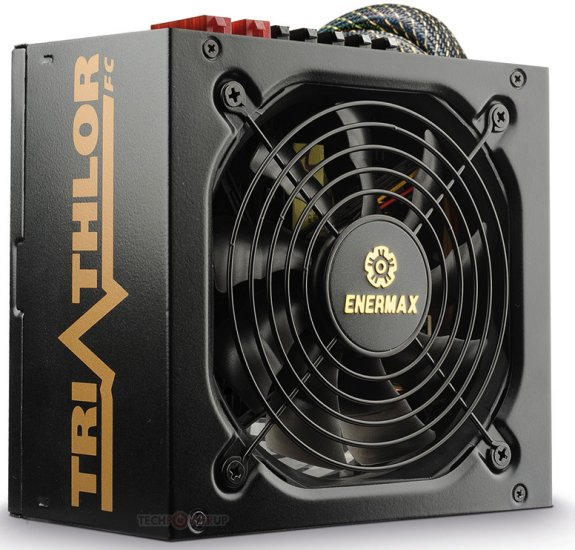 Enermax Triathlor FC PSUs>