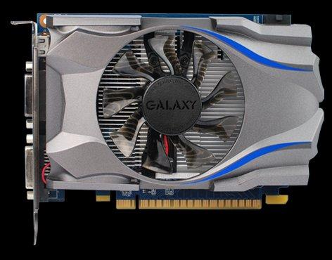 Galaxy GeForce GTX 650 Ti