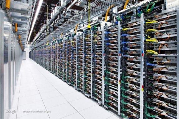 Google Datacenter tour