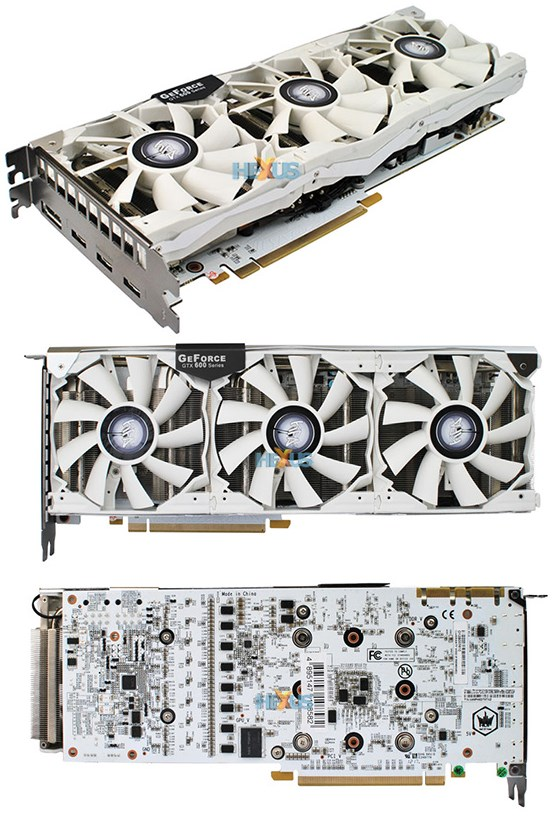 KFA GeForce GTX 680 LTD OC V4
