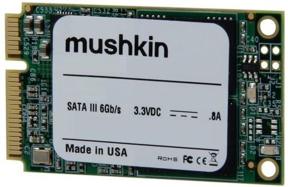 Mushkin 480GB mSATA SSD