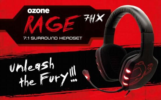 Ozone Rage 7HX