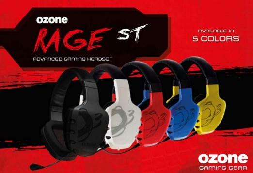 Ozone Rage ST