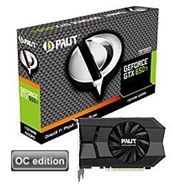 Palit GeForce GTX 650 Ti OC