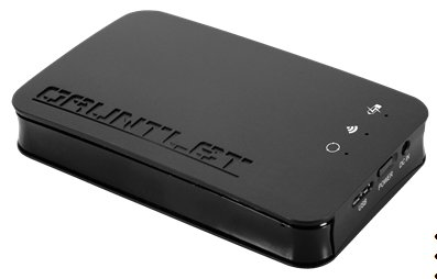 Patriot Gauntlet 320 portable wireless HDD