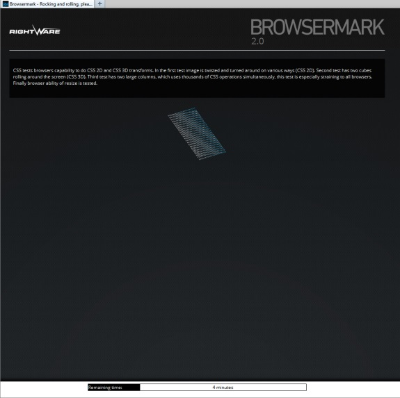 Rightware Browsermark 2.0