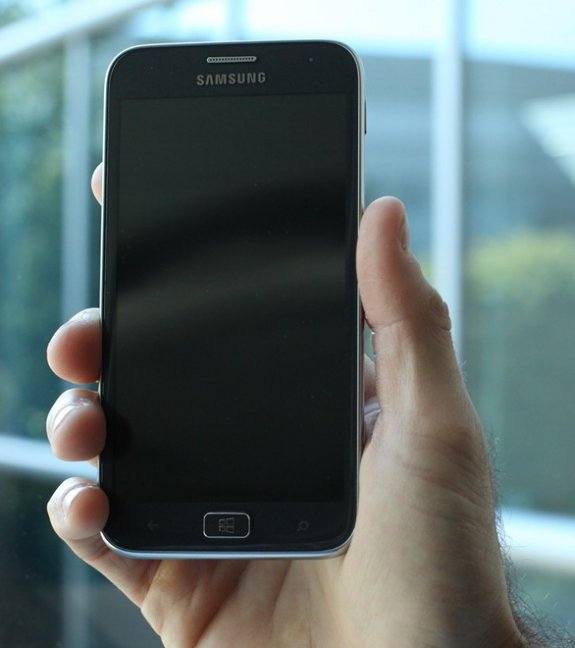 Samsung Ativ S Windows Phone 8