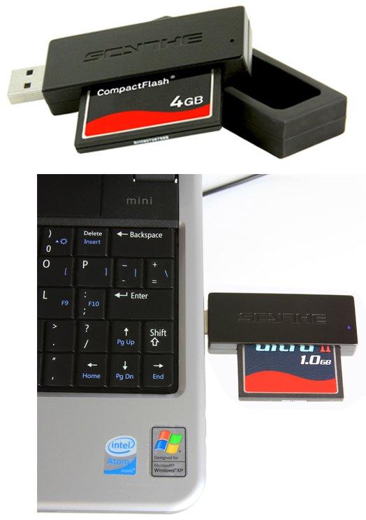 Scythe USB 3.0 CF reader