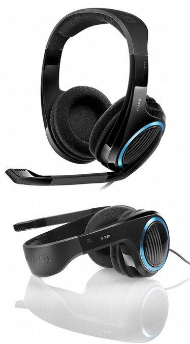 Sennheiser U 320 gaming headset