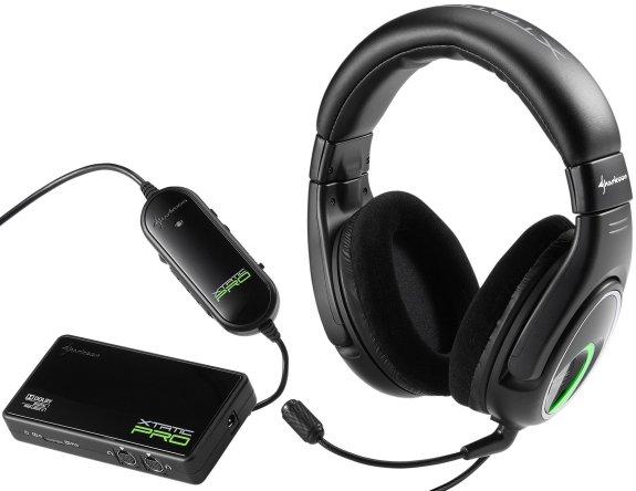 Sharkoon X-Tatic Pro headset