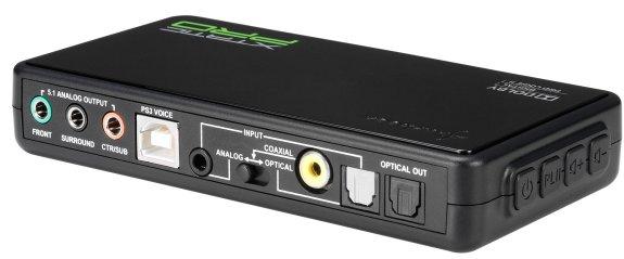 Sharkoon X-Tatic Pro sound control unit