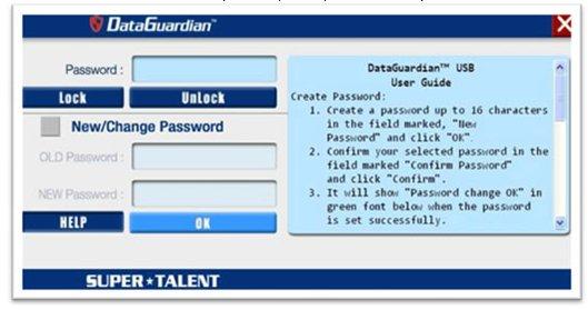 Super Talent DataGuardian