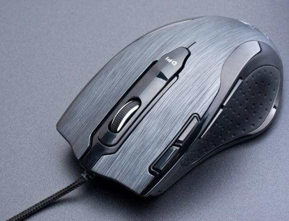 Tesoro Shrike H2L mouse