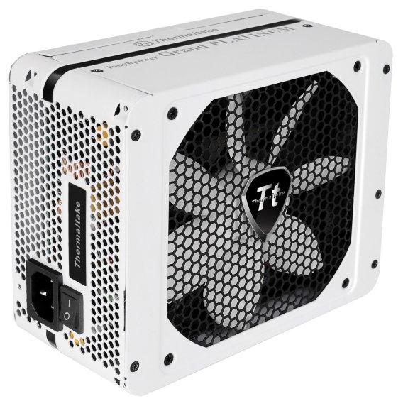 ThermalTake Toughpower Grand Platinum PSU sideview