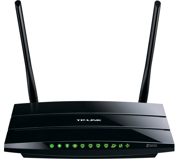 TP-Link tL-WDR3500 router