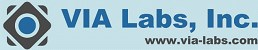 VIA Labs logo