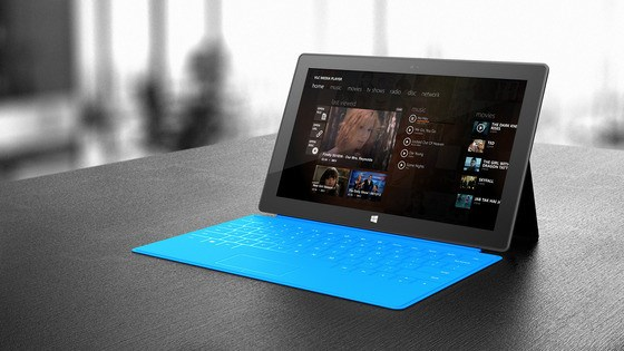 VLC Windows 8 app concept