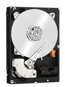 WD RE 4TB HDD
