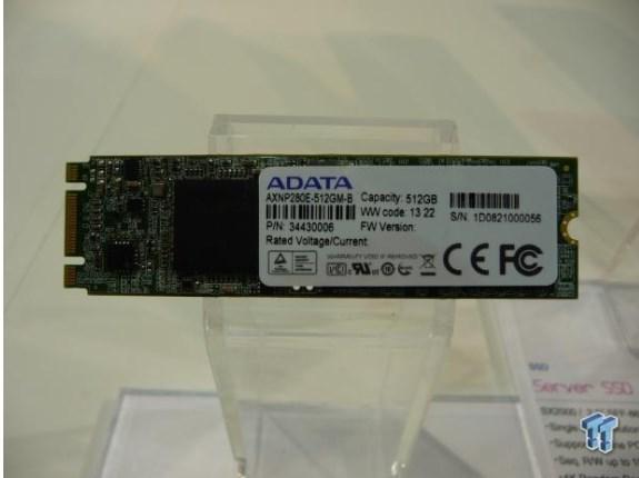 ADATA NGFF SSD