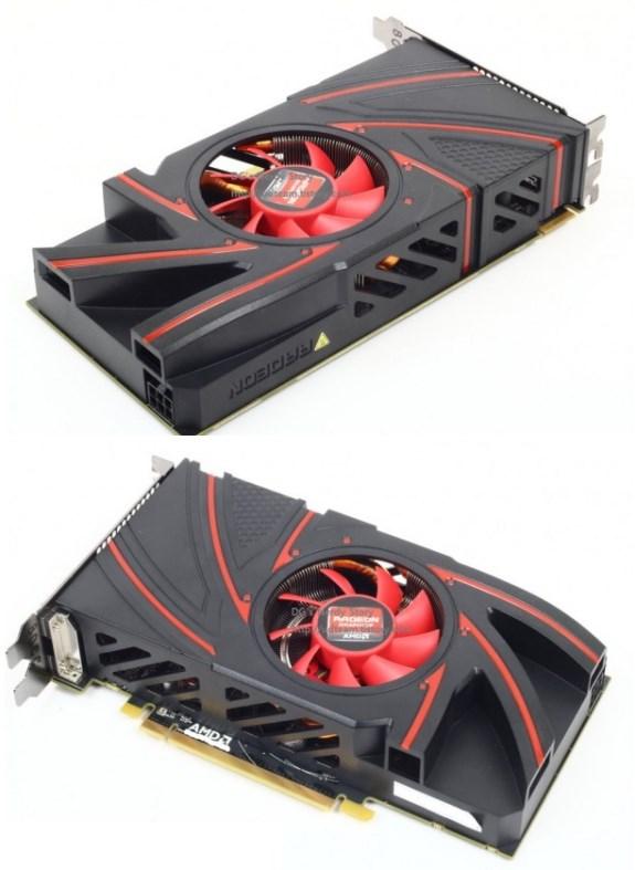 AMD Curacao Pro GPU